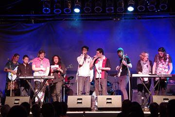 centre programs band